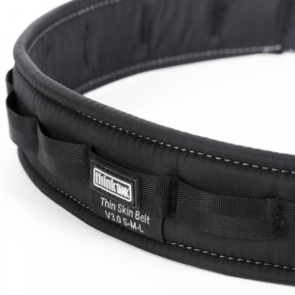 Think Tank Thin Skin Belt V3.0 (marime 68-106 cm) S-M-L - centura foto - Neagra 1