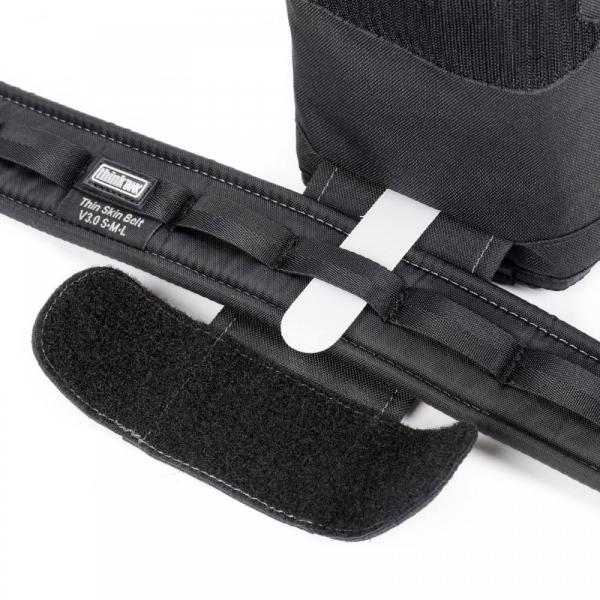 Think Tank Thin Skin Belt V3.0 (marime 68-106 cm) S-M-L - centura foto - Neagra 4