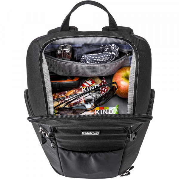 Think Tank Trifecta 8 Mirrorless - Black - rucsac foto 11