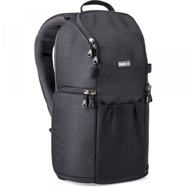 Think Tank Trifecta 8 Mirrorless - Black - rucsac foto 0