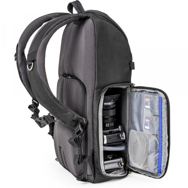 Think Tank Trifecta 8 Mirrorless - Black - rucsac foto 6