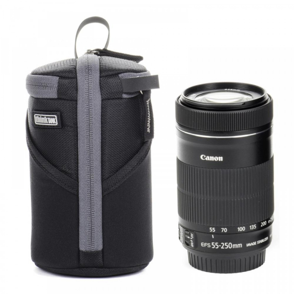 ThinkTank Lens Case Duo 10 Black - toc obiective 4