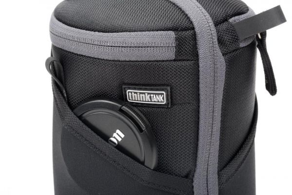 ThinkTank Lens Case Duo 10 Black - toc obiective 7