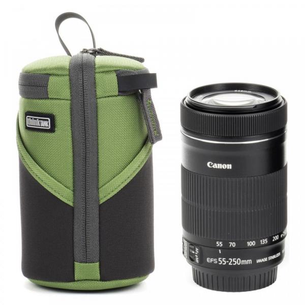ThinkTank Lens Case Duo 10 Green - toc obiective 4