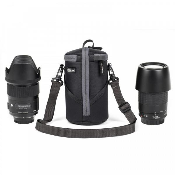 ThinkTank Lens Case Duo 15 Black - toc obiective 6