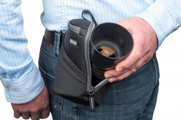 ThinkTank Lens Case Duo 15 Black - toc obiective 7