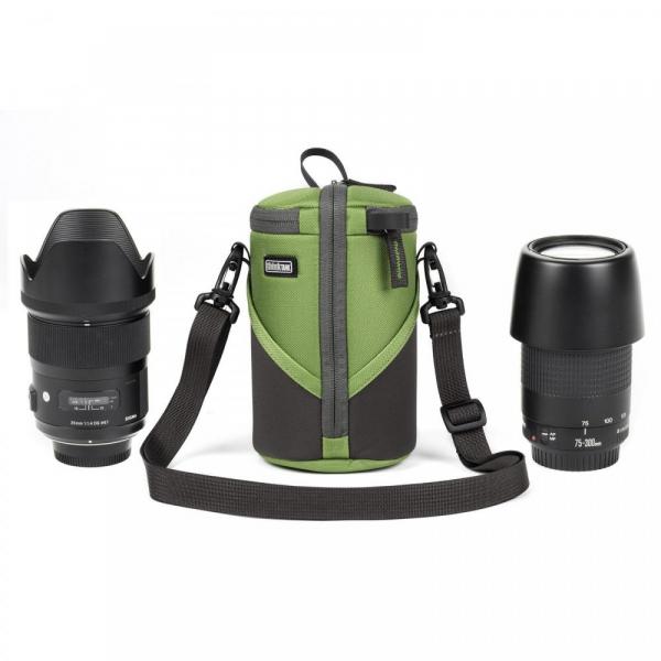 ThinkTank Lens Case Duo 15 Green - toc obiective 6