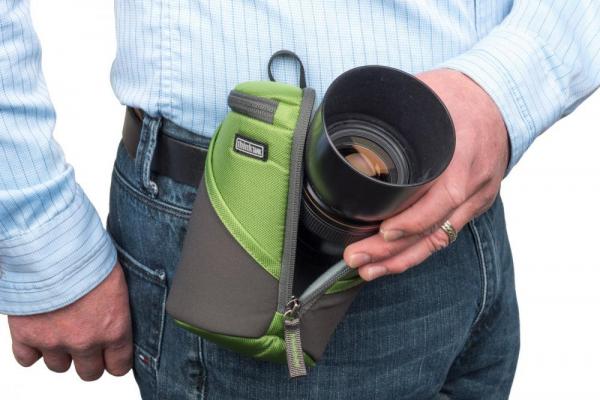 ThinkTank Lens Case Duo 15 Green - toc obiective 7