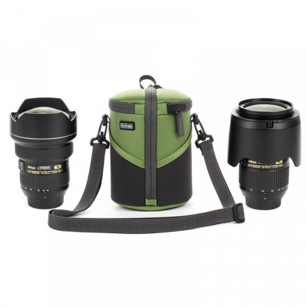 ThinkTank Lens Case Duo 20 Green - toc obiective 7