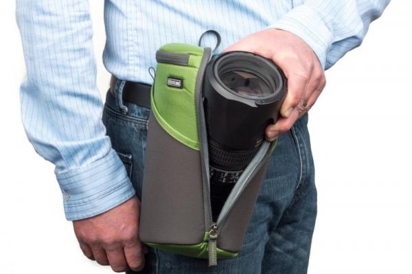 ThinkTank Lens Case Duo 40 Green - toc obiective 8