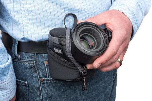 ThinkTank Lens Case Duo 5 Black - toc obiective 7
