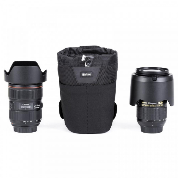 ThinkTank Lens Changer 25 V3.0 - Black - Toc pt obiective cu zoom de mici dimensiuni 1