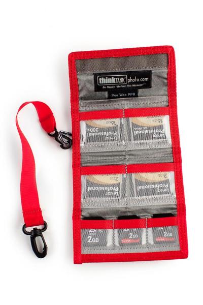 ThinkTank  Pee Wee Pixel Pocket Rocket - husa pentru 4 carduri CF si 3 SD 2
