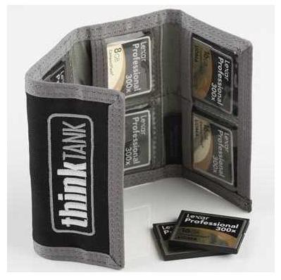 ThinkTank Promo Pixel Pocket Rocket - huse pentru 6 carduri CF/SD/SQD 0