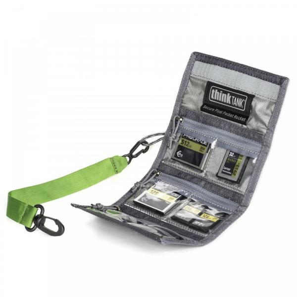 ThinkTank Secure Pixel Pocket Rocket -black- husa pentru carduri 1