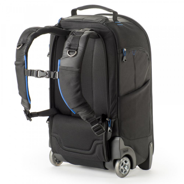 ThinkTank StreetWalker Rolling Backpack V2.0  - Black -  troller si rucsac 2