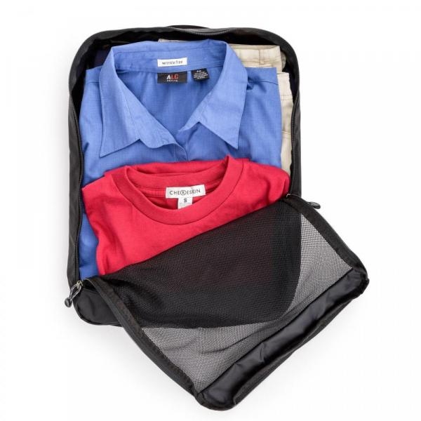 ThinkTank Travel Pouch Large - gentuta de tip organiser - Black 4