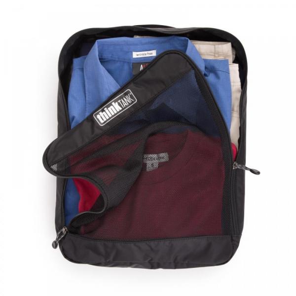 ThinkTank Travel Pouch Large - gentuta de tip organiser - Black 3
