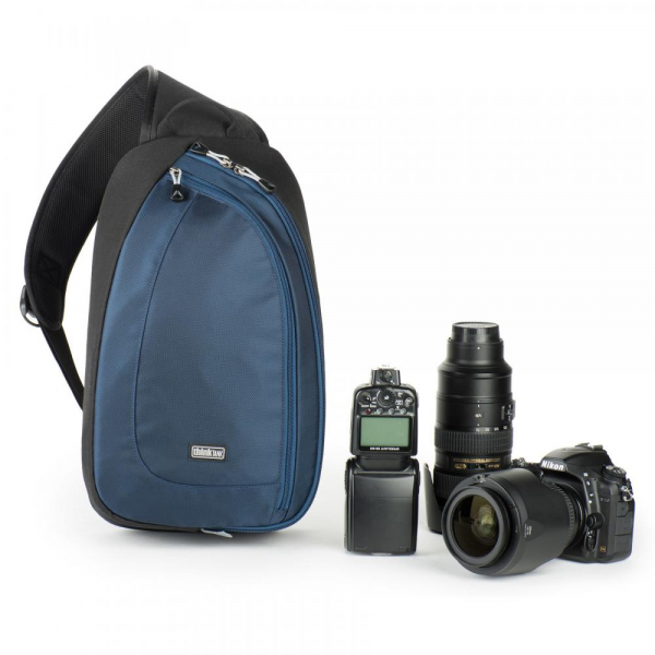 ThinkTankPhoto TurnStyle 20 V2.0 (Blue Indigo) - rucsac foto cu o singura bretea 0
