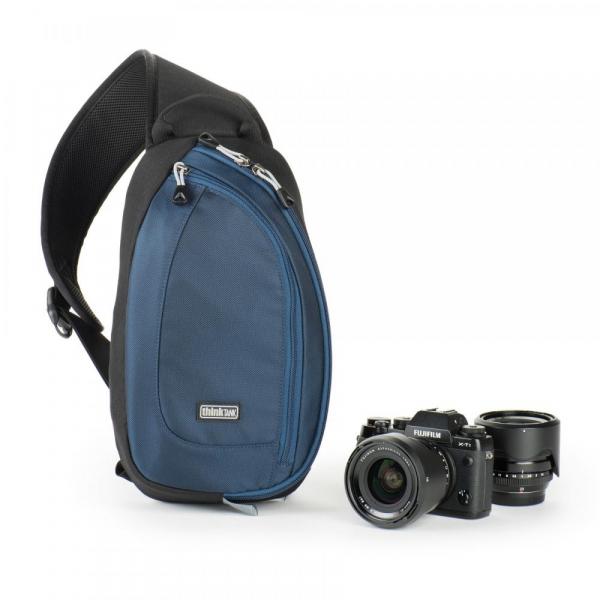 ThinkTankPhoto TurnStyle 5 V2.0 (Blue Indigo) - rucsac foto cu o singura bretea 1