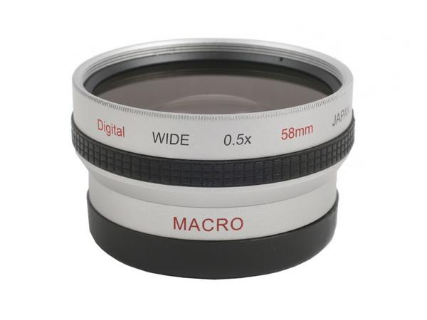 Tokar 0.5X pe 58mm Macro Wide (S.H.) [0]
