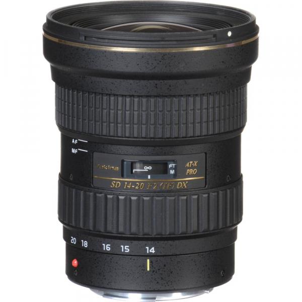 Tokina 14-20mm f/2.0 Pro DX Nikon 0