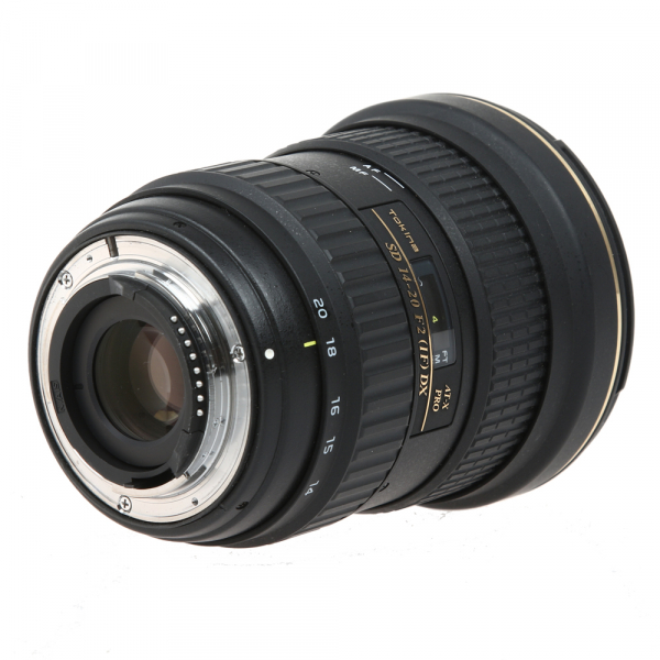 Tokina 14-20mm f/2.0 Pro DX Nikon (S.H.) 3