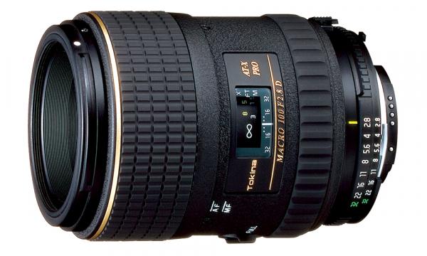 Tokina AF 100mm f/2.8 AT-XM100 PRO D Macro pentru Nikon 0
