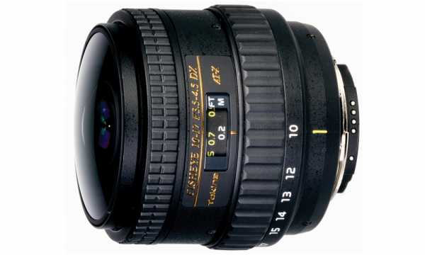Tokina AT-X 10-17 AF DX NH Fisheye pentru Canon [0]