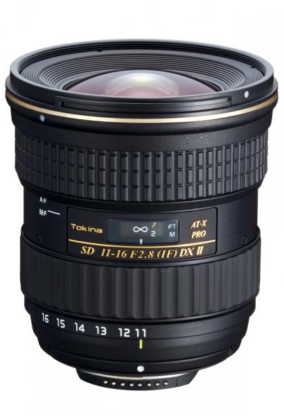 Tokina AT-X 11-16mm f/2.8 PRO DX-II - pentru Nikon AF 0