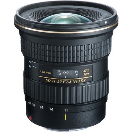 Tokina AT-X 11-20mm f/2.8 PRO DX pentru Canon AF [0]