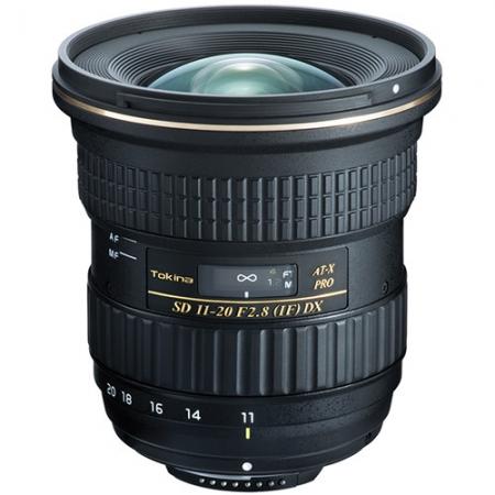 Tokina AT-X 11-20mm f/2.8 PRO DX pentru Nikon AF 0