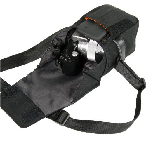 Vanguard Vojo 10BK - geanta foto neagra [1]