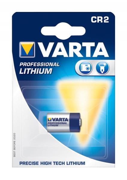 Varta CR2 - baterie 3V 0