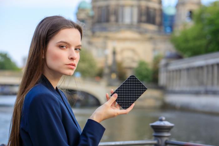 Verbatim Fingerprint Secure Portable Hard Drive 2TB - HDD extern cu scanare de amprenta [5]