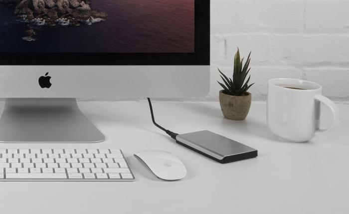 Verbatim HDD Extern Store 'n' Save  2TB USB 3.0  Silver [7]
