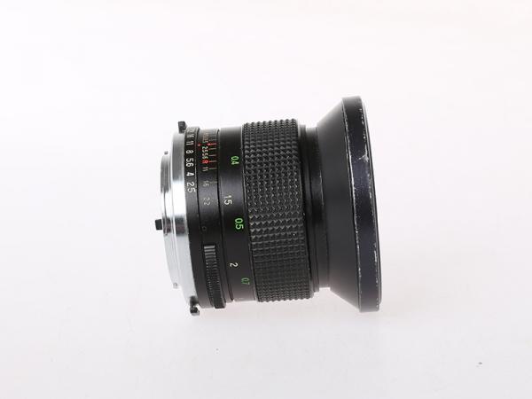 Vivitar 28mm f/2.5 , OM (S.H.) [3]