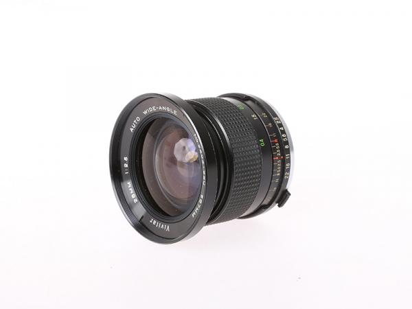 Vivitar 28mm f/2.5 , OM (S.H.) [0]