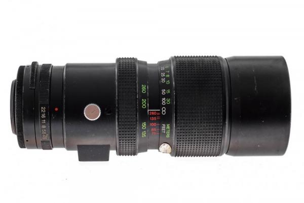 Vivitar 75-260mm f/4.5 , M42  (S.H.) 1