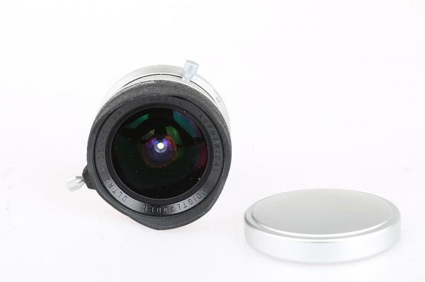 Voigtlander 12mm f/5.6 Ultra Wide Heliar + Viogtlander filter adapter (S.H.) , M39 1