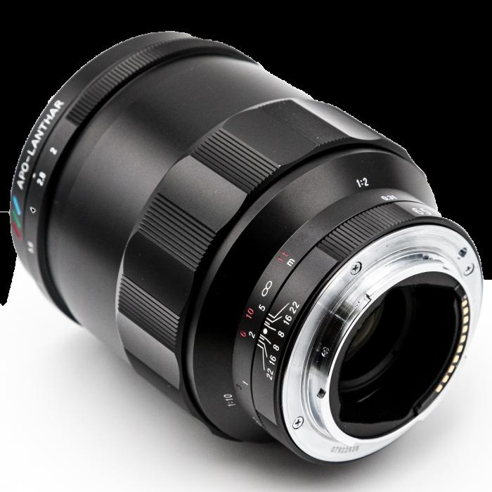 Voigtlander MACRO APO-LANTHAR 65mm f/2 Obiectiv Mirrorless Asferic pentru Sony E - Second Hand [9]