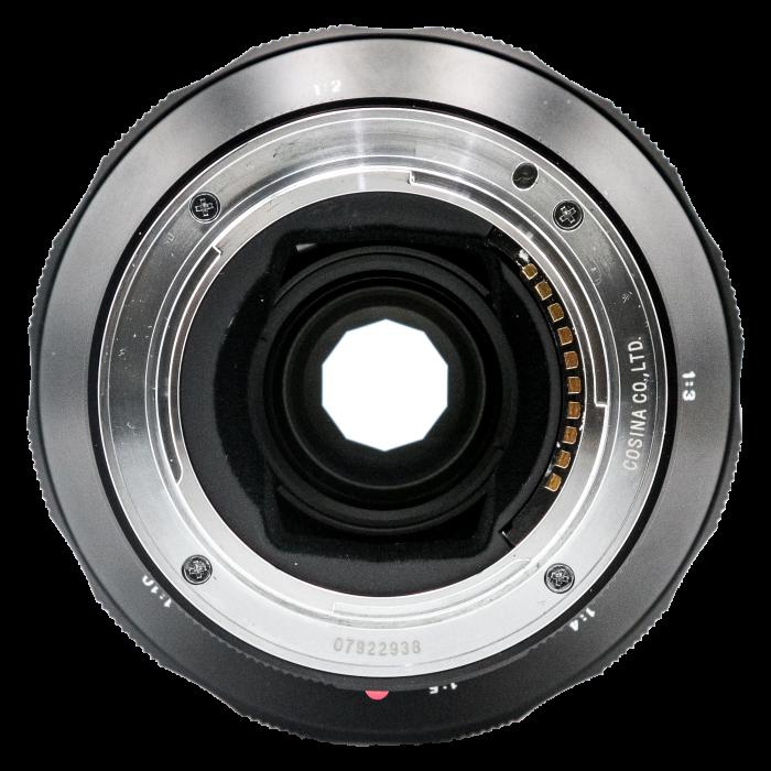 Voigtlander MACRO APO-LANTHAR 65mm f/2 Obiectiv Mirrorless Asferic pentru Sony E - Second Hand [10]