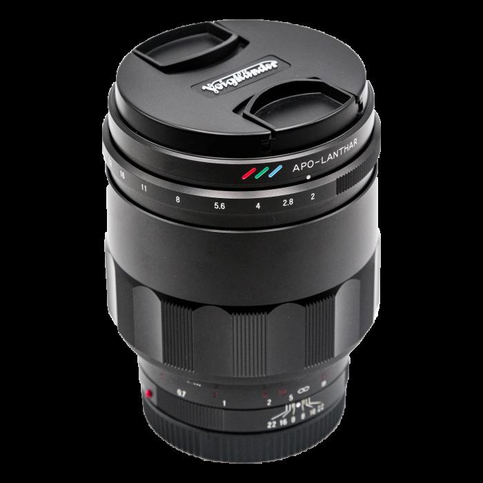 Voigtlander MACRO APO-LANTHAR 65mm f/2 Obiectiv Mirrorless Asferic pentru Sony E - Second Hand [1]