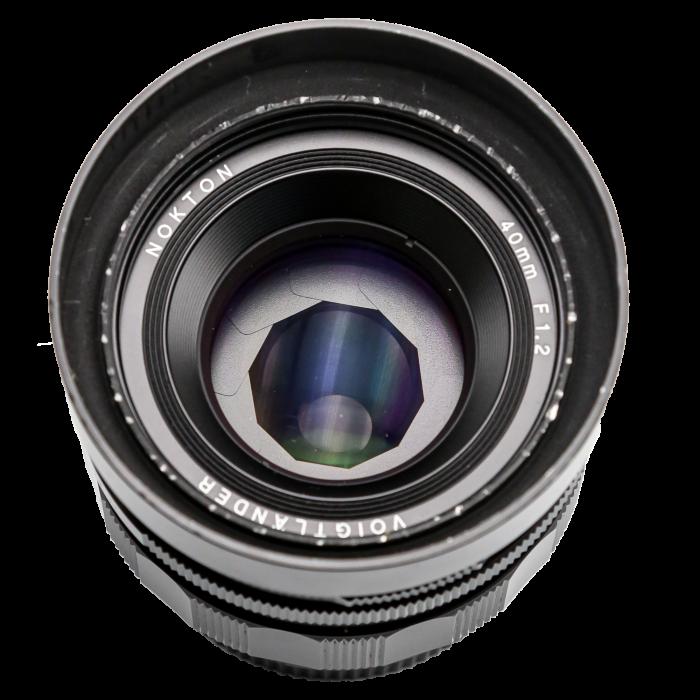 Voigtlander Nokton 40mm f/1.2 Obiectiv Mirrorless Sony FE - Second Hand [1]