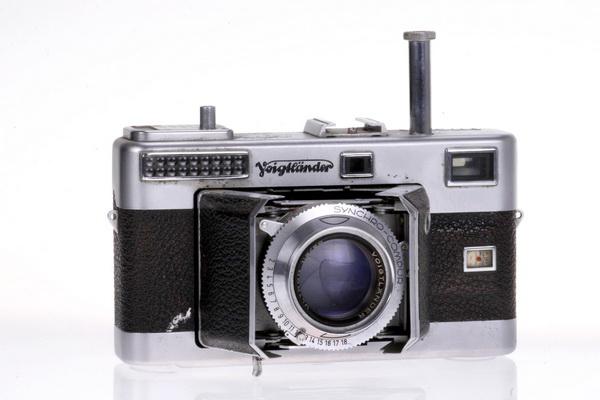 Voigtlander Vitessa L Ultron 50mm f/2.0 [0]