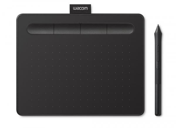 Wacom - Intuos Small Tableta Grafica, Negru 0