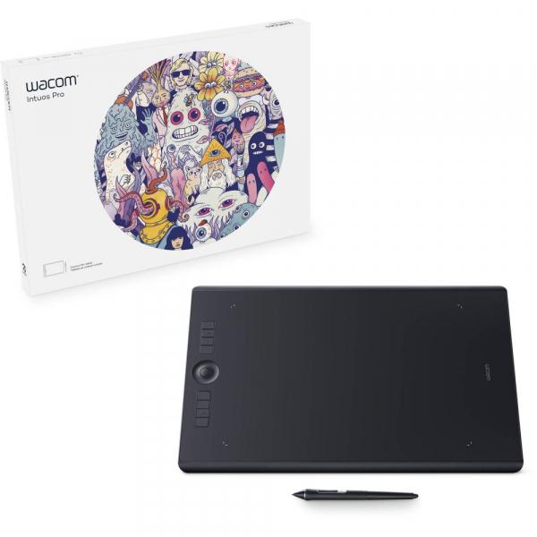 Wacom Touch Intuos PRO L (2017) - PTH-860 , tableta grafica 10