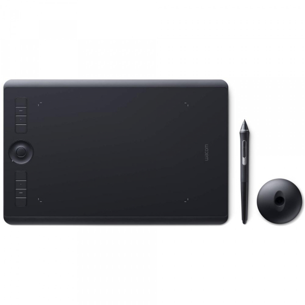 Wacom Touch Intuos PRO M (2017) - PTH-660, tableta grafica 0