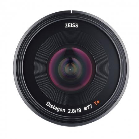 Zeiss Batis FE 18mm 2.8 AF , montura Sony E Full Frame 1