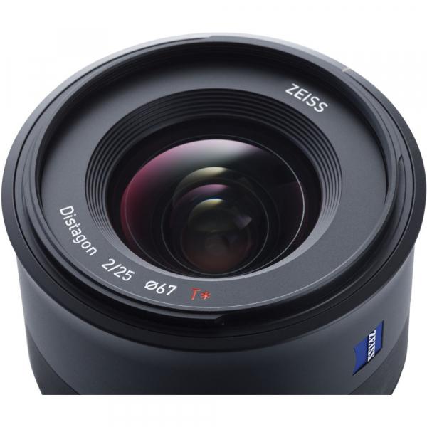 Zeiss Batis FE 25mm f/2.0 AF , montura Sony E Full Frame 1
